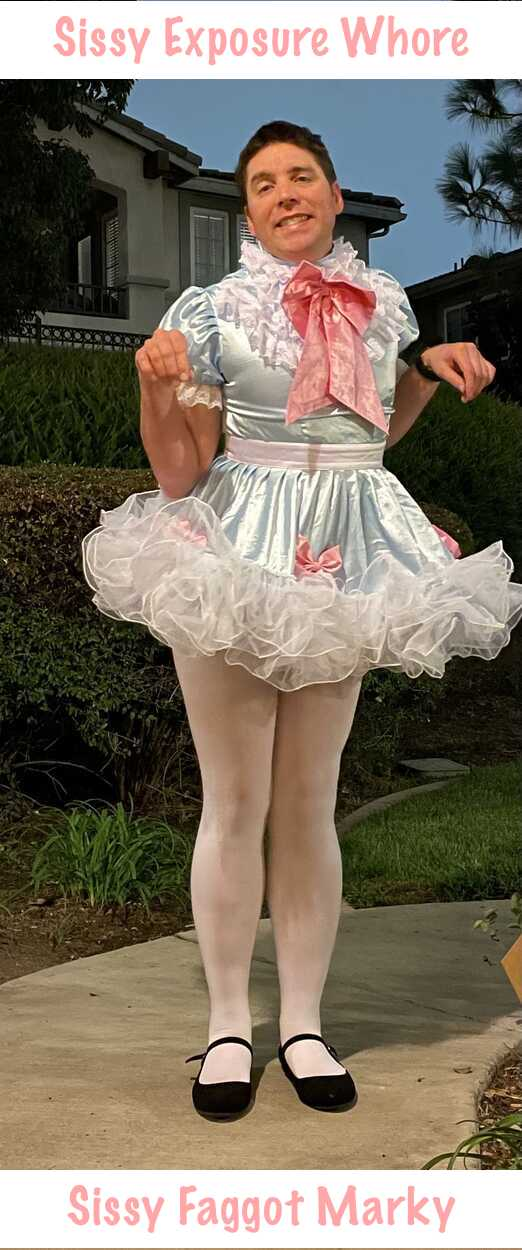 Limp wristed, Sissy Exposure Whore